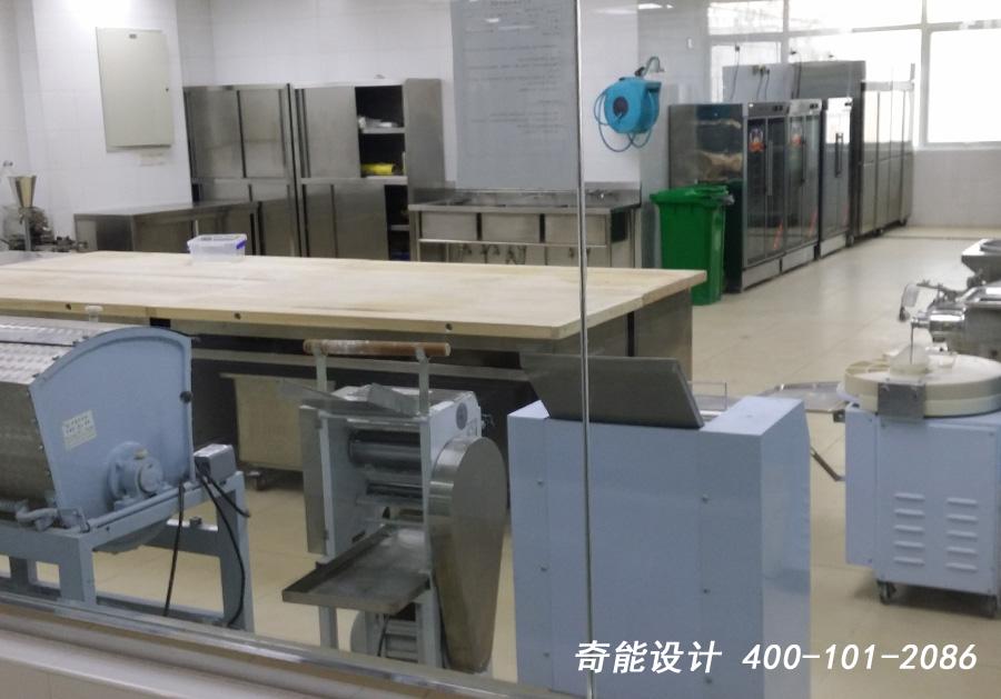 神华集团食堂厨房设计