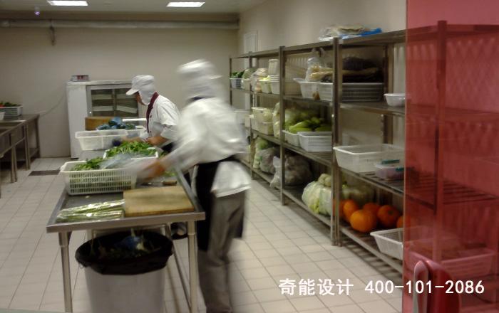 厨房布局设计具有长久影响