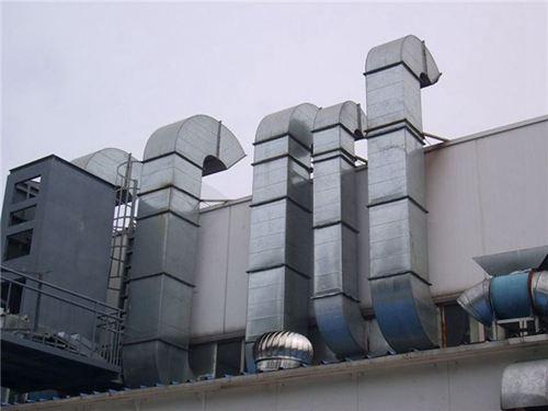 商用厨房设计-厨房排烟系统设计要点