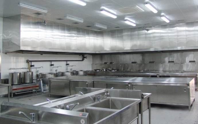 食堂厨房设计