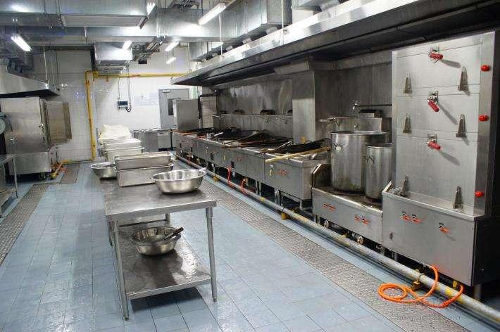 食堂厨房设计之后厨和餐厅的比例划分