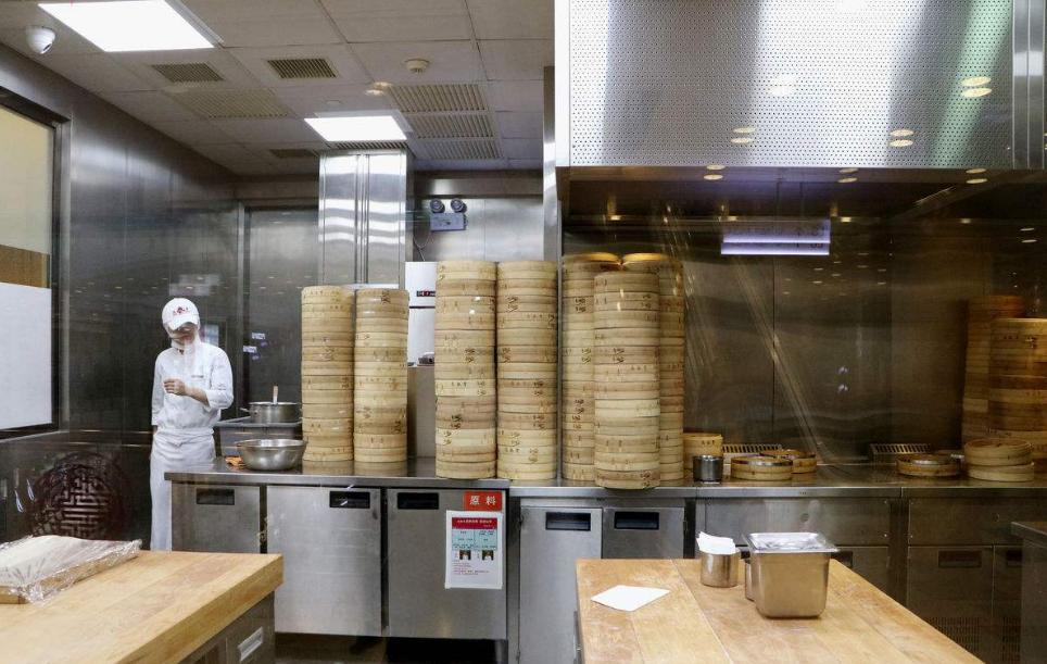 餐饮厨房设计标准及注意事项-主厨房