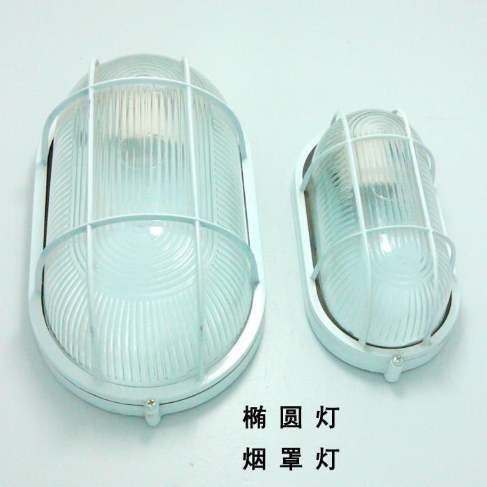 餐饮厨房设计标准及注意事项-烟罩内部灯