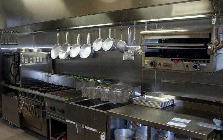 餐饮厨房设计要求