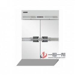 幼儿园厨房设备名称-四门冰箱