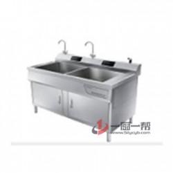 幼儿园厨房设备名称-声波洗菜机
