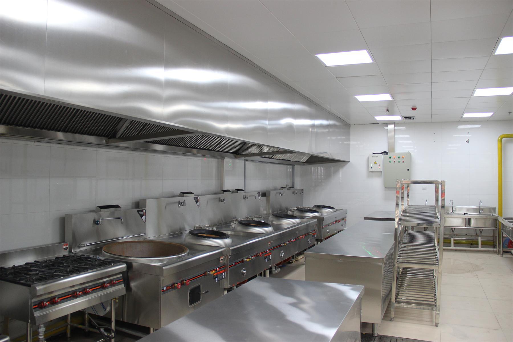 大型食堂厨房设备都是那些