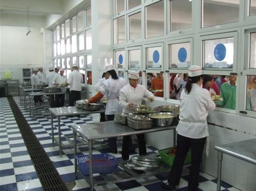 大型食堂厨房设备都是那些-奇能设计图片