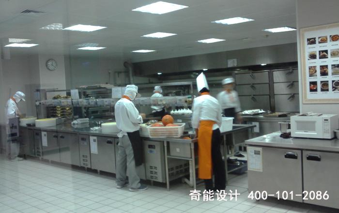 餐饮厨房设计