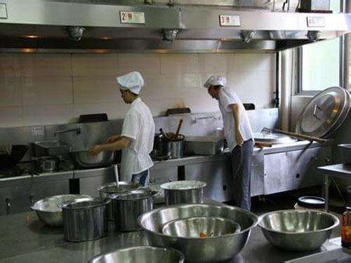 食堂厨房设计的十大要素