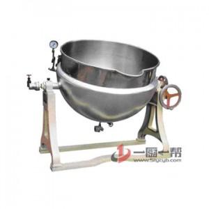 熟食中央厨房需要什么设备 夹层锅